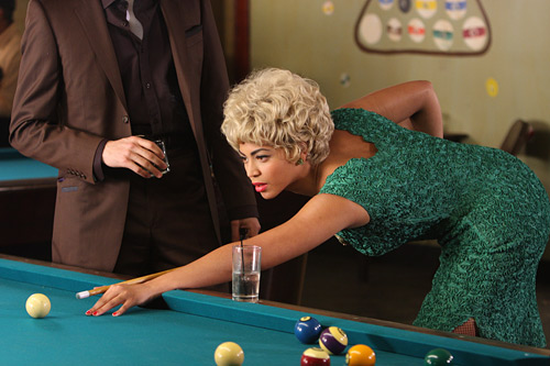 Beyonce in Etta James's fierce-ness
